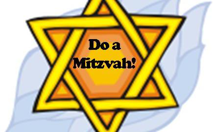 Do a Mitzvah